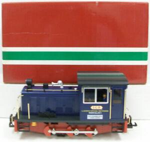 LGB 2062 G Scale Powered Diesel Locomotive LN/Box