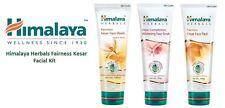 Himalaya Herbals - Fairness Facial Kesar Kit Face Wash Whitening Face Scrub Pack