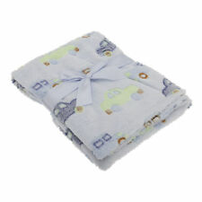 Boys' Fleece Nursery Blankets & Throws with Wrap