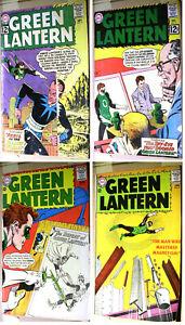 Green Lantern 15, 17, 19, 21