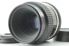 【Exc++++】 Nikon Ai-s Micro Nikkor 55mm f2.8 Macro MF Lens from Japan #90