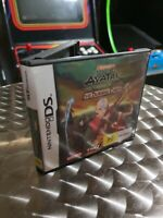 Avatar The Legend Of Aang The Burning Earth Nintendo DS Game - Complete
