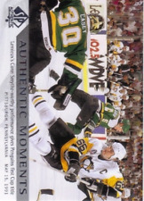 2012-13 SP Authentic #177 Mario Lemieux Penguins SP
