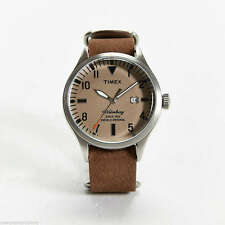 Timex Quartz (Battery) Analogue Round Wristwatches