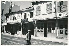 CNOSSOS c. 1935 - Rue de Commerces Enseignes  Grèce - DIV 6592