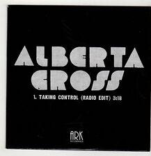 (GS919) Alberta Cross, Taking Control - 2009 DJ CD
