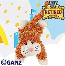"RETIRED NWT RARE 1st Edition ""W"" Webkinz Full Size Plush Cheeky Cat HM064"