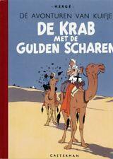Kuifje Facsimile 16: De Krab met de gulden Scharen.           Hardcover!