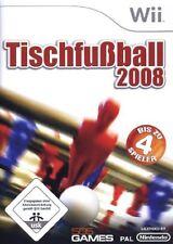 Tischfußball 2008 - wahlw. Arcade-Spaß oder auth.Kicker-Erlebnis (Nintendo Wii)