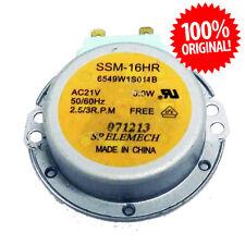 6549W1S011B SSM-16HR Motor microwave microondas LG 21V 180mA 3W 50/60HZ 8P New