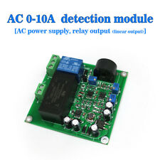 Current Detection Sensor AC0-10A Full Range Of Linear Adjustable AC Power Supply
