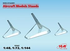 ICM Aircraft Models Stands 1/48 1/72 1/144 # A001