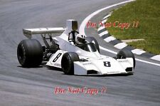 Richard Robarts Brabham BT44 Argentine Grand Prix 1974 Photograph 1