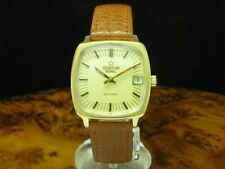 Eterna Sonic 18kt 750 Gold Electronic Tuning Fork Men's Watch/Caliber 1550