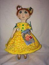 Tilda-doll-Handmade- Home Decorate-Angel-Dressmaker.