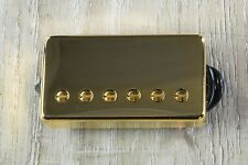 Suhr Thornbucker+ Plus Guitar Humbucker Pickup BRIDGE Standard 50mm GOLD Cover