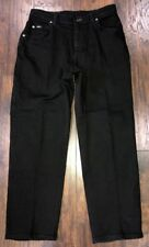 Lee Original Jeans Black Women's 12P