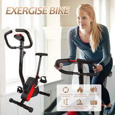 Adjustable Aerobic Exercise Bike Set Cycling Trainer Cardio Equipment US STOCK