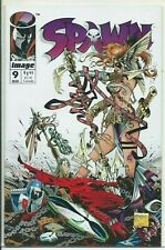 Comics Spawn #9 McFarlane March 1993 First Printing First Appearance of Angela