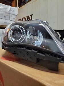 2008-2014 Subaru Impreza WRX STI RH RIGHT Passenger OEM Genuine Black Headlight