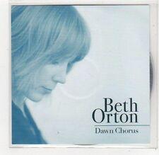 (FC801) Beth Orton, Dawn Chorus - 2013 DJ CD