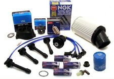 Cap-Rotor-NGK Wires-Spark Plug-Air-Oil-PCV- Kit Acura Integra GSR VTECH