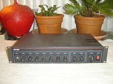 Dukane 2A96, Preamp, Mixer, Equalizer, Eq, Vintage Rack