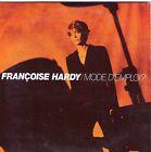 CD CARTONNE CARDSLEEVE FRANCOISE HARDY 2T MODE D'EMPLOI ? DE 1996 RARE !!!