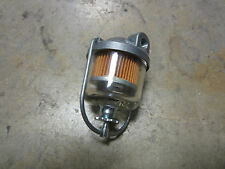CHEVY BUICK OLDS PONTIAC 1941 thru 1956 NEW FUEL FILTER  GF-406