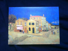 Van Gogh Museum 2 note cards the Bedroom/the Yellow House (blank inside) Vincent