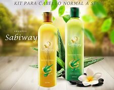 Shampoo Sabiway Kit For Normal To Dry Hair - Cabello Normal