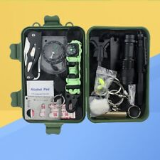Emergency Survival Kit Military Outdoor Gear for Biking Hiking