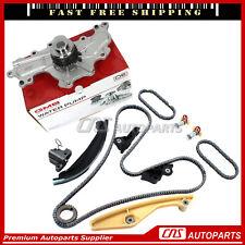 Timing Chain Kit Fits 11-14 Ford F150 Mustang Flex Edge 3.5L 3.7L V6 DOHC
