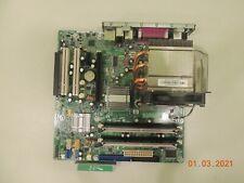 HP 380356-001 375374-001 Motherboard for DC7600 w/ CPU + Heatsink