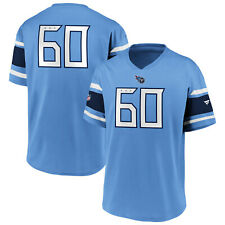 NFL Tennessee Titans 60 Jersey Shirt Polymesh Franchise Supporters Iconic Jersey