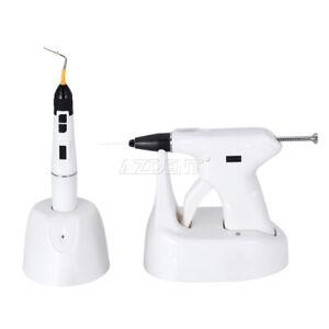 Dental Obturation Endo System Endodontic Gun Heated Pen Percha Gutta Tips
