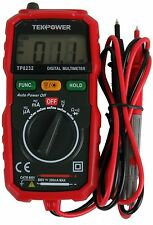 TekPower TP8232 Digital Multimeter with Non Contact Voltage Current Detector