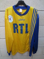 VINTAGE Maillot COUPE de FRANCE porté n°2 ARLES ancien collection RTL shirt XL