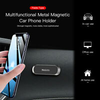 Universal Strip Shape Magnetic Car Phone Holder Air Vent Phone Mount For Mobile