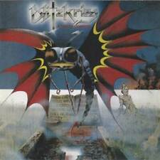 BLITZKRIEG - A Time Of Changes HEAVY SLIPCASE