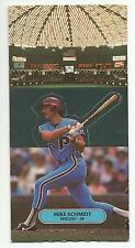 MIKE SCHMIDT 1986 Donruss All-Star Stand Up card Philadelphia Phillies NR MT