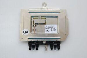 MERCEDES BENZ C215 CL 500 2004 RHD GPS SAT NAV NAVIGATION ANTENNA A2158200375