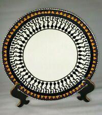 "Beautiful Decorative 13 /"" Lacquerware Plates// Chargers Elephant Design"