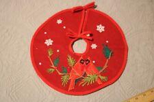 Small Christmas Tree Skirt for table top tree