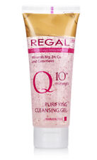 REGAL Q10+ PURIFYING CLEANSING GEL WITH MINERALS FOR DRY & SENSITIVE SKIN 100ml.