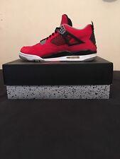 Air Jordan 4 Retro Toro Bravo Fire Red Size 11.5 Men's Shoes