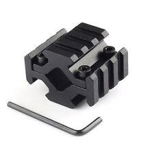 Hot vente tonneau Accessoire de montage pour fusil Picatinny Weaver 3 Slot 4 QUAD RAILS