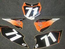 Recambios para motos KTM sin anuncio de conjunto