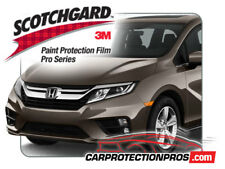 2018-2019 Honda Odyssey 3M Pro Series Clear Bra Bumper Paint Protection Kit