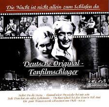 """DEUTSCHE ORIGINAL-TONFILMSCHLAGER """"Die Nacht ist nicht allein zum Schlafen da"""""""